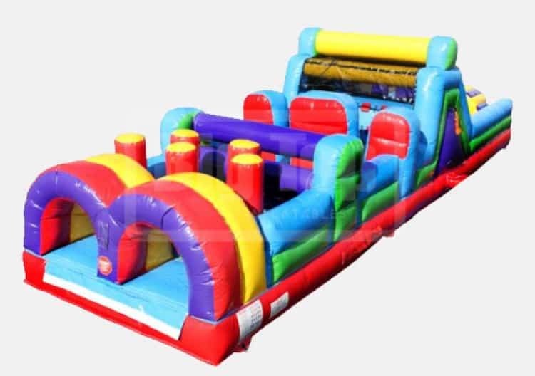 40 INCH OBSTACLE COURSE